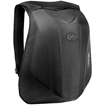 Ogio No Drag Mach 1 Motorcycle Street Backpack Stealth