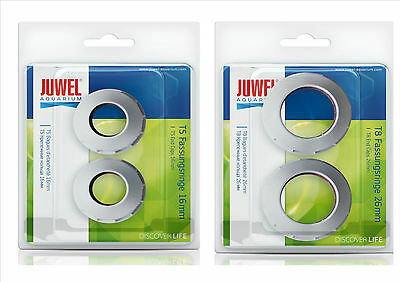 Juwel Replacement End Caps 2 Pack Light Tube Lighting Unit T5 & T8