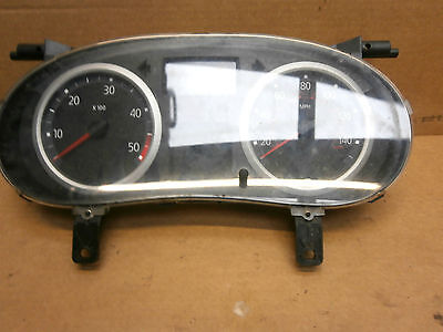 Renault Clio 2004 1.5 Dci Diesel Manual With Abs Speedo Cluster P8200401605