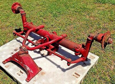 Wide Front End International Harvester Farmall 460 560 Row Crop Tractor WFE