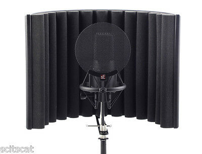 sE Electronics RF-X Reflexion Reflection Filter Portable Microphone Vocal Booth
