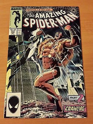 The Amazing Spider-Man #293 ~ NEAR MINT NM ~ (1987, Marvel Comics)