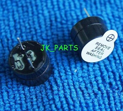 10pcs 12V Active Buzzer Magnetic Long Continous Beep Tone Alarm Ringer 12MM