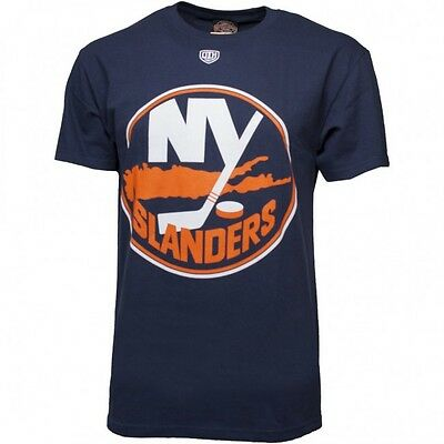 NHL New York Islanders Biggee Tee (Old Time Hockey)
