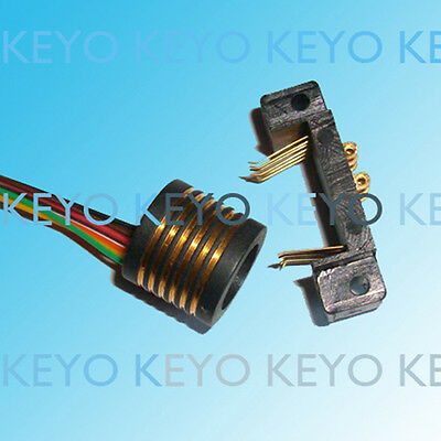 KYS06 (6 Wires 2 Amps) Separate Slip Ring