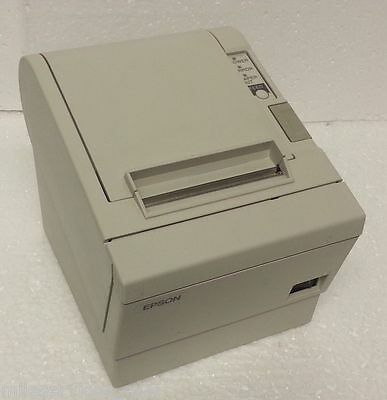 EPSON TM-T88III POS Thermal Receipt Ticket Till Printer M129C