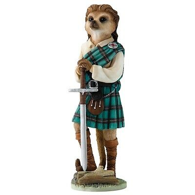 Country Artists Magnificent Meerkats CA04498 William Meerkat