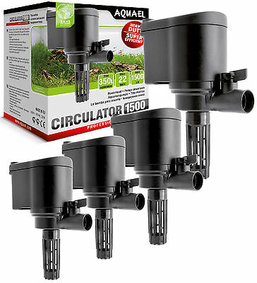 Aquael Powerhead Strömungspumpe Circulator Serie Aquarium Pumpe Bodenfilter