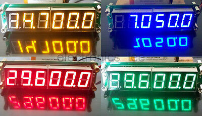 PLJ-6LED-A 0.1-65MHz 6bit LED Frequency Counter Cymometer Tester Module DC 8-15V