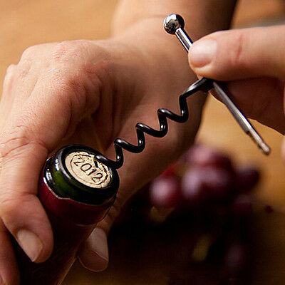 Multifunctional Mini Outdoor Red Wine Bottle Opener With Keychain Tool