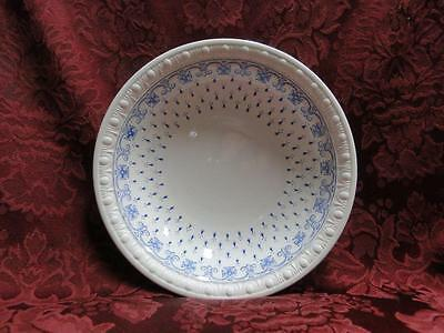 """Spode Ermine Blue, Geometric Design: Cereal Bowl (s), 6 3/8"""" x 1 3/8"""", As Is"""