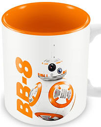 Star Wars | The Force Awakens BB-8 BB8 Ceramic Mug NEW