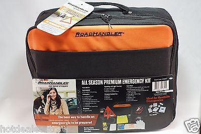 Superb kit to keep in car - RoadHandler All Season Premium Auto Emergency Kit