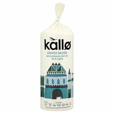 Kallo Low Fat Reiskuchen (130 g)