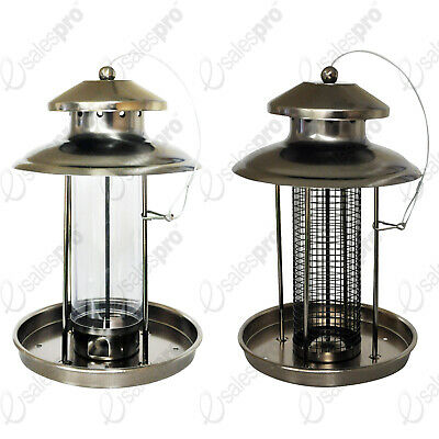 Lantern Style Deluxe Bird Feeders - Nut Or Seed - Deals - Discounts - Kingfisher
