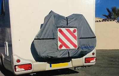 ADVENTURE BIKE COVER 2/3 Bikes - Elasticated - Great Value VC21NC0401