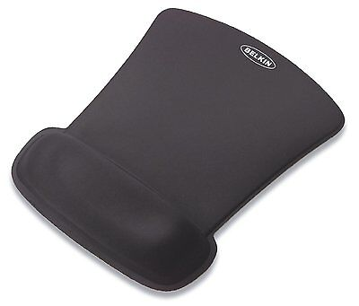Belkin WaveRest Gel Mouse Pad Work Comfortably and Efficiently F8E262 NEW