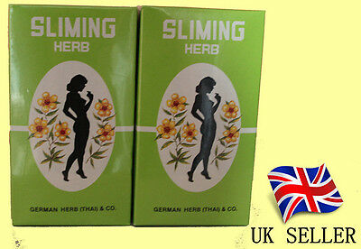 1 box Slimming Herb Tea Weight Loss Diet Tea 50 Tea Bags