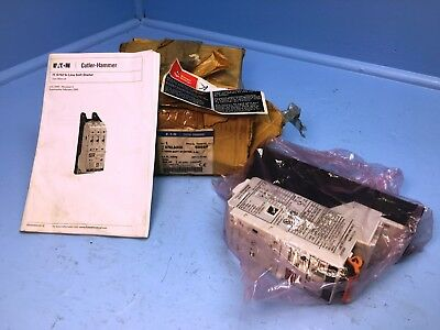 NEW Eaton S752L04N3S IT 54MM Soft Starter 4.4 Amps 3 HP 600V Cutler-Hammer NIB