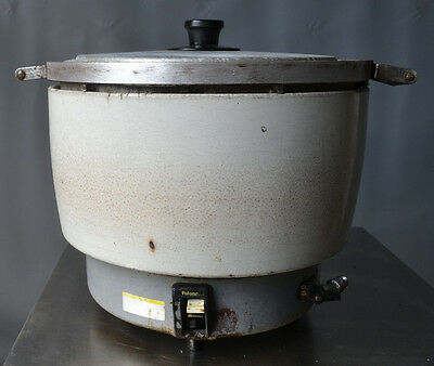 Used Palome 55 cup rice cooker- natural gas,Excellent, Free Shipping!