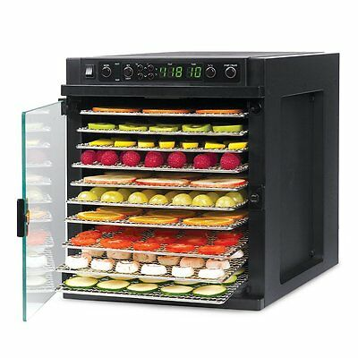 Tribest Sedona Express sd-6780 Food Dehydrator with Stainless Steel Trays
