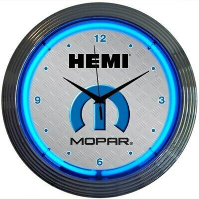 Round Texaco Gasoline Motor oil  LED back lit sign garage wall lamp opti neon