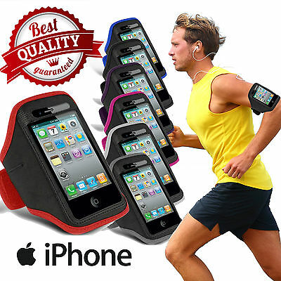 Running Jogging Cycling Fitness Sports Exercise Armband Case Iphone 6 6S Plus