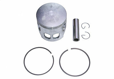 Yamaha RD125LC + 1.50mm o/s piston kit (82-89) 57.50mm bore size, Japanese made