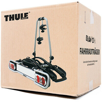 thule ahk fahrradtr ger 935 f r 2 fahrr der eur 319 00 picclick de. Black Bedroom Furniture Sets. Home Design Ideas