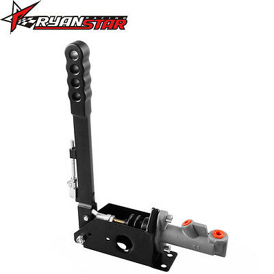 Hydraulic Vertical Handbrake With 0.7 MASTER CYLINDER Locking Device Black