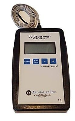 DC Gaussmeter Model GM1-ST, New, Free Shipping