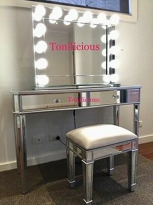 Hollywood Makeup Mirror with lights, Vanity Make Up Beauty Mirror - FULL SET!!!