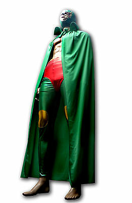 Luchadora Mexican Eagle Lucha Libre Wrestling outfit mask pants green cape