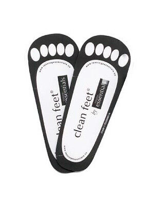 NEW Tanning Essentials Clean Feet  Foam 25 pack from Celcius Skin & Beauty