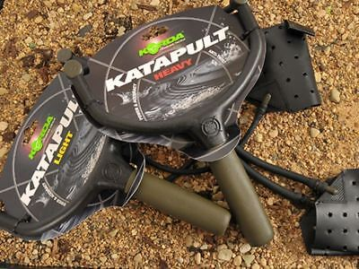 Korda Katapult Heavy or Light & All Spares / Pouch / Elastic / Carp Catapult KAT