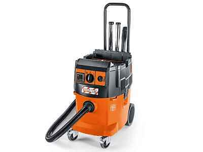 FEIN Dustex 35L - M Class Dust Extractor 110v - Auto Clean Filter