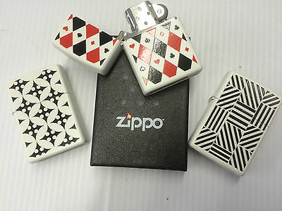 Personalized Genuine Zippo Lighters Abstract patterns. free engraving