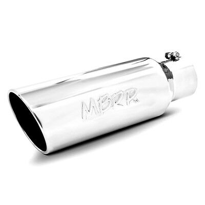 T304 MBRP T5130 6 O.D Rolled End Exhaust Tip