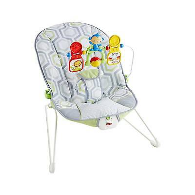 Fisher-Price® Bouncer - Geometric Meadow
