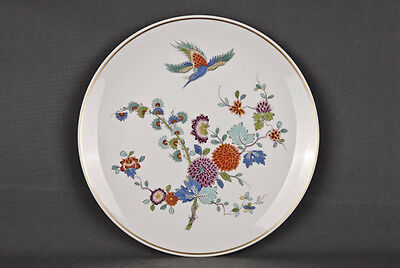 Meissen Porcelain Wall Plate Decor Indian Painting 1st Choice