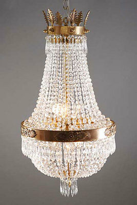 F-Me-15 Classic Basket chandeliers in the Biedermeier style