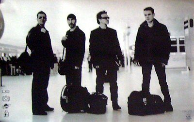 U2 23x35 All That You Can't Leave Behind Poster Beautiful Day