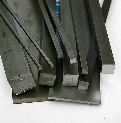 Bright Mild Steel Square Bar 6mm - 40mm (Various Lengths)