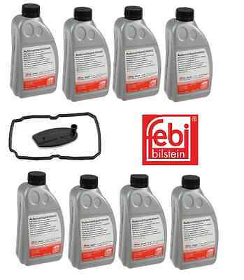 Mercedes C Cl Clk Class Auto Automatic Transmission Gearbox Oil & Filter Atf Kit