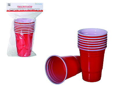 Ping Pong Balls Red Cups Large & Mini Beer Pong - Drinking Game - Festival Party