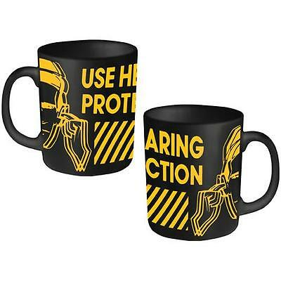 The Hacienda - Use Hearing Protection Mug - New & Official In Display Box