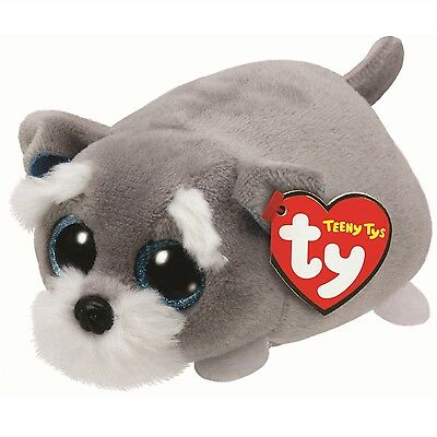 Ty Beanie Babies 42164 Teeny Tys Jack the Grey Dog
