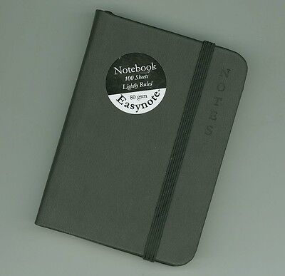 Easynote Soft Feel Premium A7 Ruled Pocket Notebook - High Quality And Luxurious