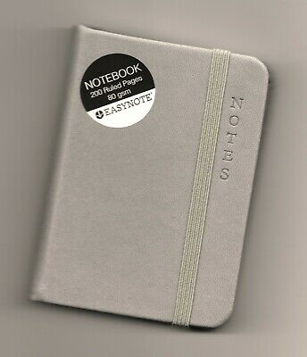Soft Feel Premium A7 Ruled Pocket Notebook *rustic* - High Quality And Luxurious