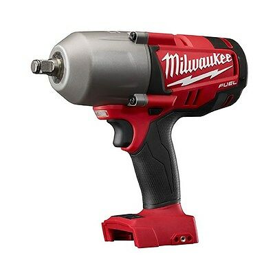 """Milwaukee 2763-20 M18 FUEL 1/2"""" High Torque Impact Wrench with Ring (Tool Only)"""